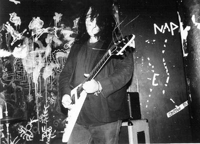 Chris Newman - Napalm Beach