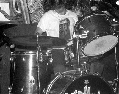 Dan Peters of Mudhoney
